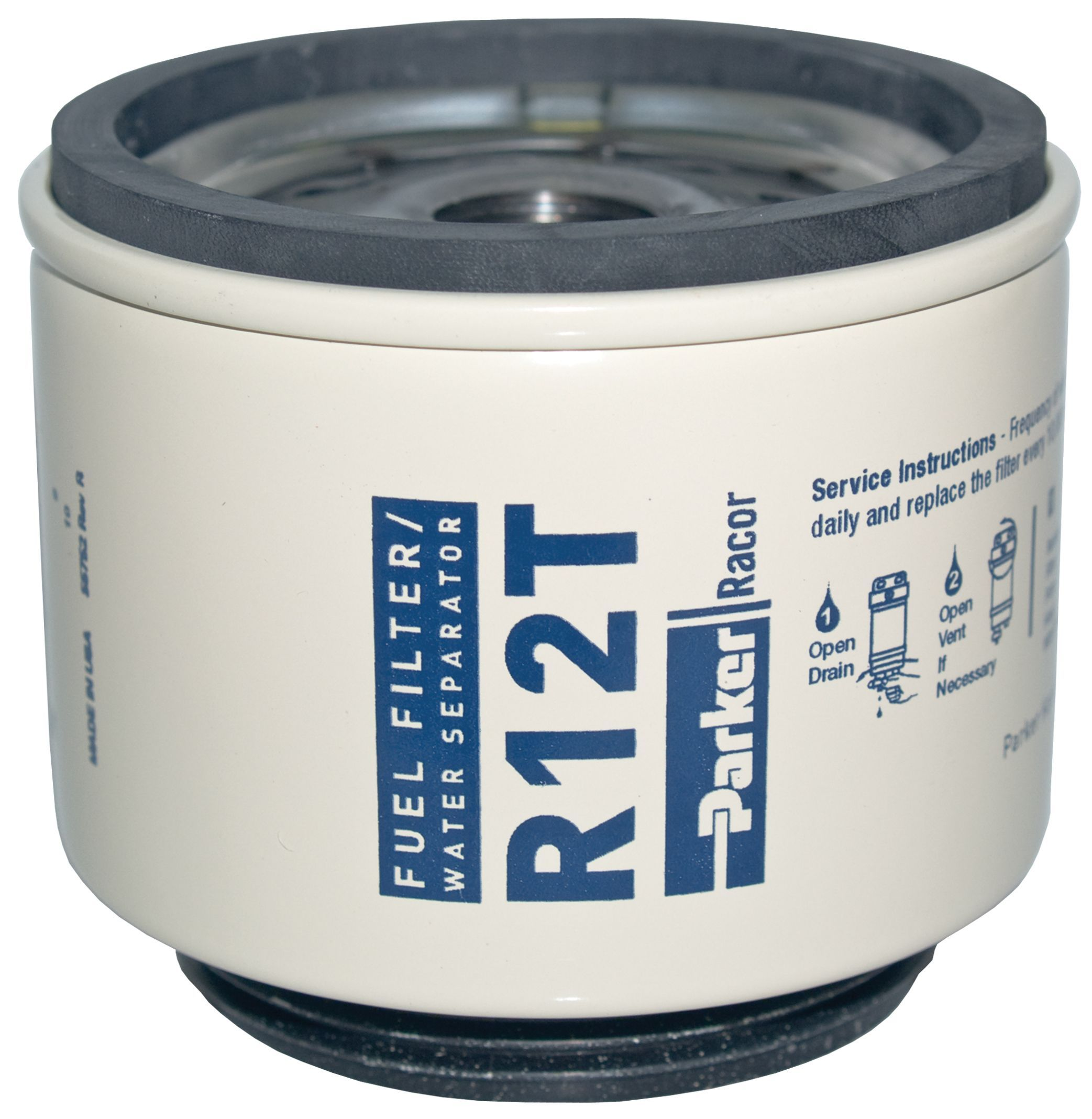 Racor R12t 10 Micron Fuel Filter Water Separator