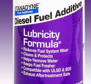 Stanadyne Diesel Fuel Additive: Lubricity Formula (1 9L