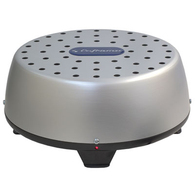 "The Caframo Stor-Dry low wattage warm air circulator is the ""must have"" product for the winterization season. The model 9406 Stor-Dry combats mold, mildew and musty odors in any boat or RV that is closed up or winterized. This dual action air dryer uses a low wattage heating el-ement and internal fan to both heat and circulate the air. The heat and circulation prevents stale air pockets which in turn prevents mold or mildew from forming."