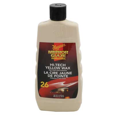 Meguiar's Hi-Tech Yellow Wax (473ml) M-2616