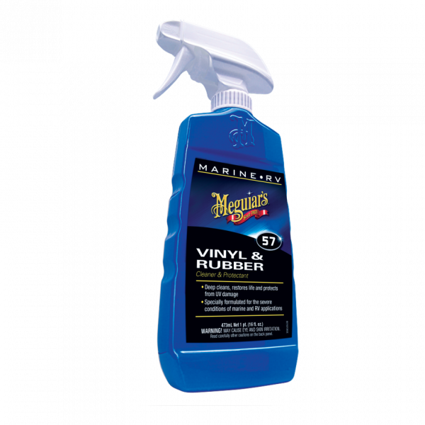 meguiars marine rv vinyl & rubber cleaner and protectant #5716