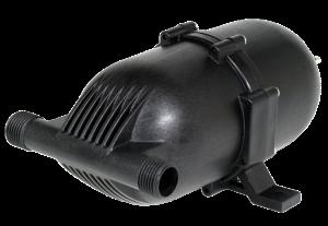 Pentair Shurflo Pre-Pressurized Accumulator Tank 24 oz Nylon Accumulator