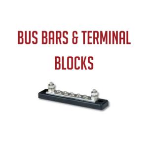 Bus Bars & Terminal Blocks