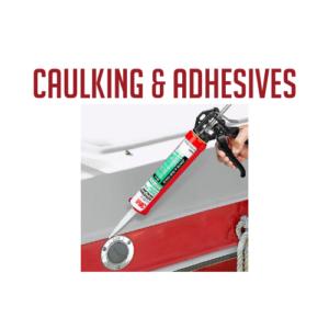 Caulking, Adhesives & Anti-Bond