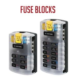 Fuse Blocks
