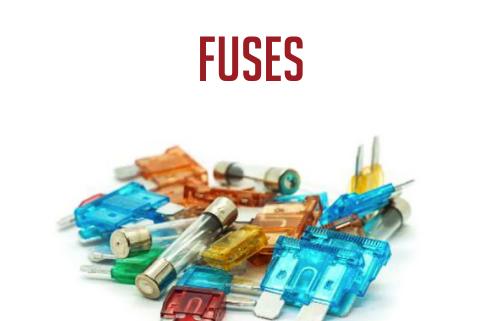 Fuse Blocks Holders and Fuses