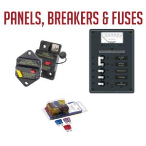 Panels, Breakers & Fuses
