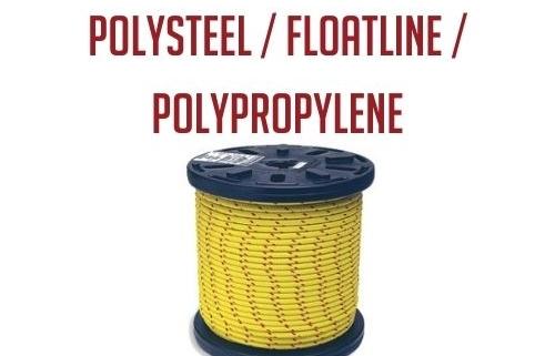Polysteel, Floatline, Polypropylene