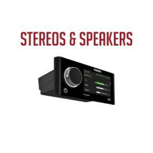 Stereos & Speakers